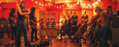 Multi-faceted: Thee Silver Mt. Zion