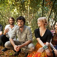 New shows coming to town include Murder By Death, Aesop Rock