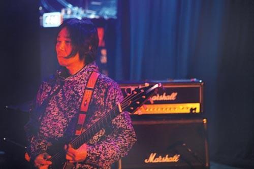 Music for steppes and oceans: Shinki Masuko