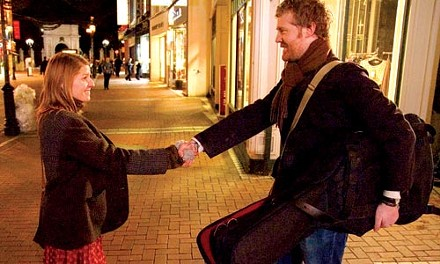 Musical pairing: Marketa Irglova and Glen Hansard