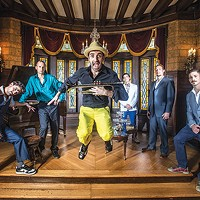Flow Tribe brings New Orleans funk to town