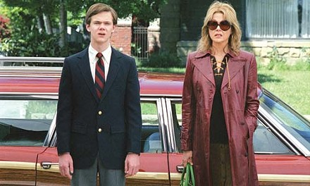 My mother, myself: Joseph Cross and Annette Bening