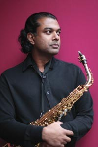 """Mysterious moments"": Rudresh Mahanthappa"