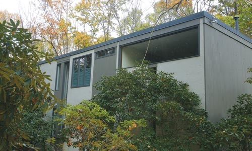 Did the famed Louis I. Kahn design a house in Fox Chapel ...