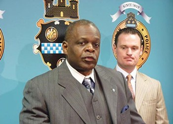 Former police chief Harper sentenced to 18 months in prison