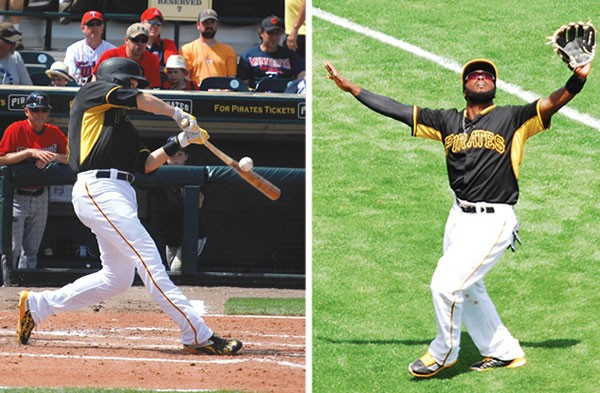 Neil Walker and Josh Harrison