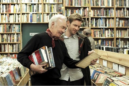 Never too late: Christopher Plummer and Ewan MacGregor
