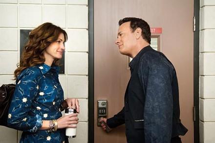 Never too late: Julia Roberts and Tom Hanks