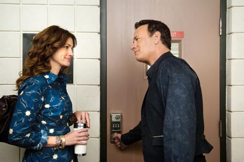 Never too late: Julia Roberts and Tom Hanks