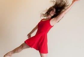Dance by Alexandra Bodnarchuk - PHOTO COURTESY OF PITTSBURGH CULTURAL TRUST