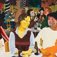 "Nicole Eisenman's good ""bad painting"" and witty sculpture are a highlight at the Carnegie International"