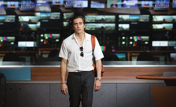 Nightcrawler film, Jake Gyllenhaal