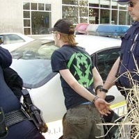 Awaiting Trial, Anti-war Protesters Experience Hearing Problems