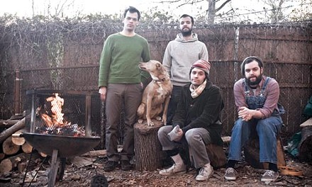 Now this is hobocore: mewithoutYou