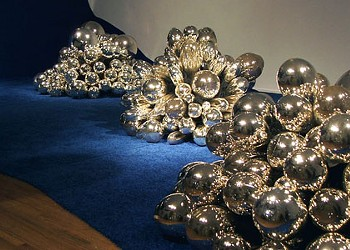 We get lost in Efflorescence: The Sea After Time, at Pittsburgh Center for the Arts.