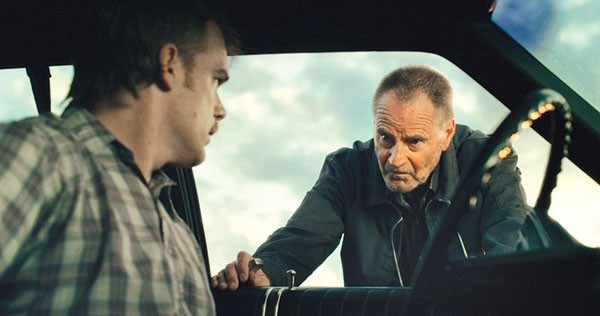 Of vice and men: Michael C. Hall and Sam Shepard