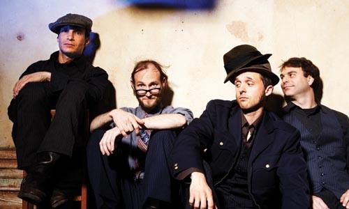 Old-time ramblers: The Wiyos