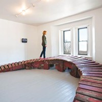 The Mattress Factory's <I>Nothing Is Impossible</I> doesn't quite achieve what no one can.