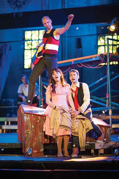 Opera Theater's The Fantasticks