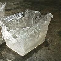 Organic artifice: Haylee Ebersole's <i>Porous Sediments</i> (detail)
