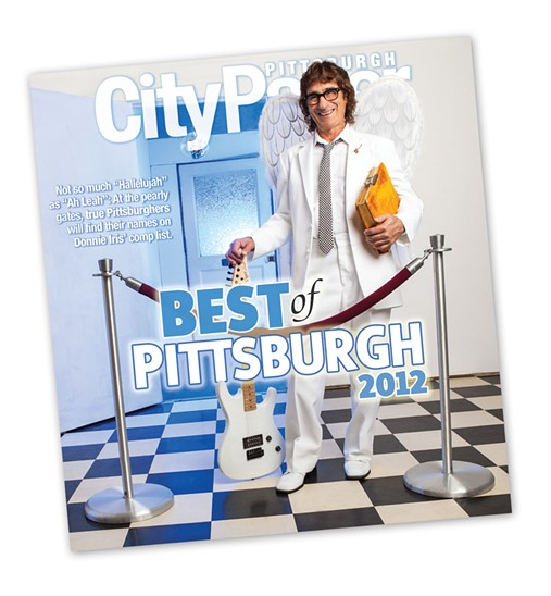 2012 Best Of Pittsburgh Behind the Scenes Photos