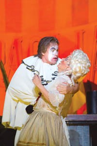 Pagliacci continues 8 p.m. Fri., Oct. 20, and 2 p.m. Sun., Oct. 22. Benedum Center, 719 Liberty Ave., Downtown. 412-281-0912 or www.pittsburghopera.org