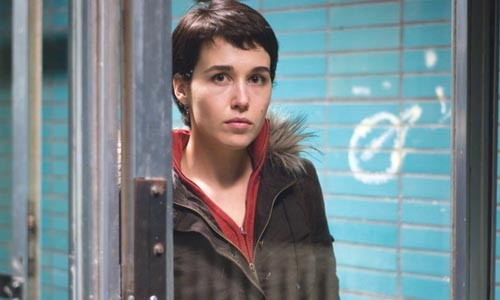 Paper chase: Lorna (Arta Dobroshi) seeks Belgian citizenship.