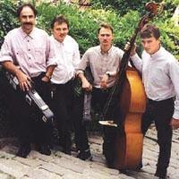 Transylvanian folk preservationists Üsztürü play Howler's