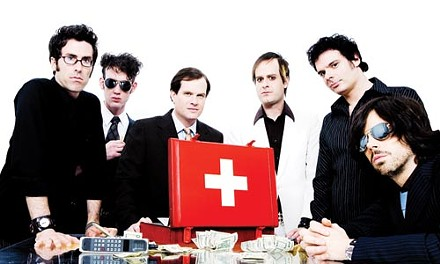 Pass the hummus: The Electric Six