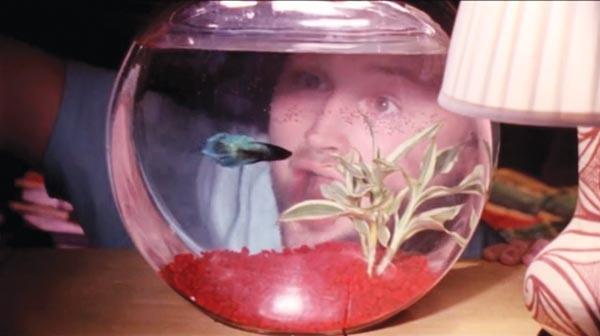 """Pat Francart's """"Fish Story."""""""