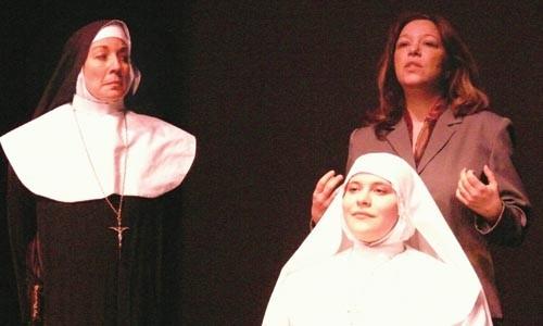 Patricia Cena, Abigail Lis-Perlis and Robin Beruh. - PHOTO COURTESY OF STEPHEN L. CHESS.