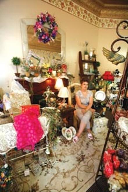 Patti Harding of Muetzel Florist & Gift Shop - HEATHER MULL