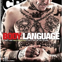 Paul Spadafora, as seen on our Dec. 17, 2009 cover story.