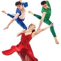 Modern-dance icon Paul Taylor returns with a program of new and classic work.