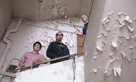 Peeling the paint off the walls: Rangda