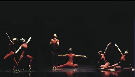 Pennsylvania Regional Ballet visits the Regional Dance America Northeast Festival. - PHOTO COURTESY OF EDUARDO PATINO
