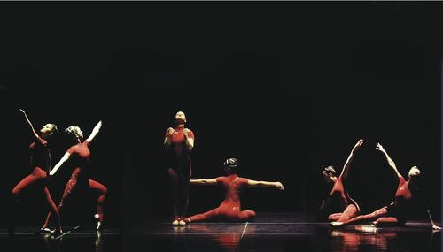 Pennsylvania Regional Ballet visits the Regional Dance America Northeast Festival. - PHOTO COURTESY OF EDUARDO PATINO