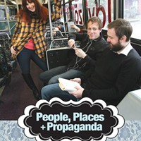 People, Places + Propaganda Readers' Poll Results