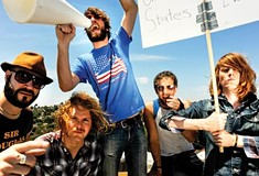 WYEP's Schenley Plaza concert series features These United States