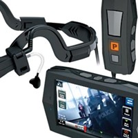 Personal cameras for police officers