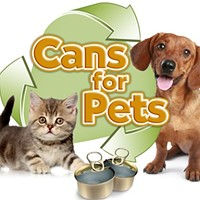 Pet can recycling program will benefit Animal Rescue League