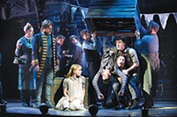 Peter and the Starcatcher at Heinz Hall