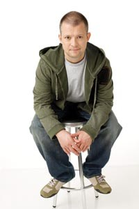 """""""Picture farting and one of your friends vomits."""" Jim Norton can. - PHOTO COURTESY OF VISKO HATFIELD/HBO."""