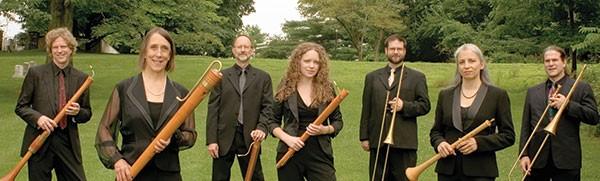 Piffaro, The Renaissance Band, Renaissance & Baroque concert at Synod Hall