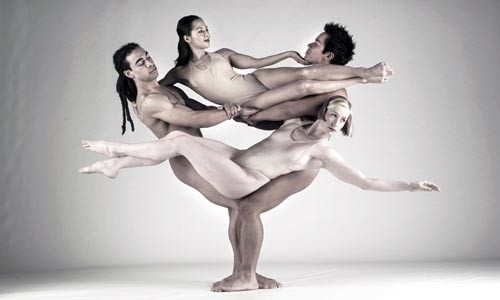 Pilobolus at the Pittsburgh Dance Council (Oct. 30).
