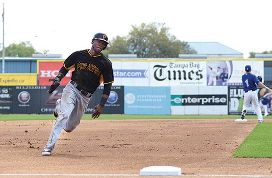 Pirates left fielder Starling Marte hopes to build on his 2013 success. - PHOTO BY KEVIN TIGHE