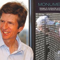 Pitt professor Kirk Savage and his new book, <i>Monument Wars: Washington, D.C., the National Mall, and the Transformation of the Memorial Landscape</i>
