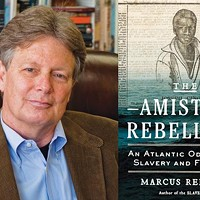 Pitt professor's new history retells the <i>Amistad</i> slave rebellion from the Africans' point of view.