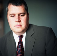 Pittsburgh Arts and Lectures Kids and Teens series, Daniel Handler