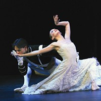 Pittsburgh Ballet Theatre's <i>Unspoken</i>